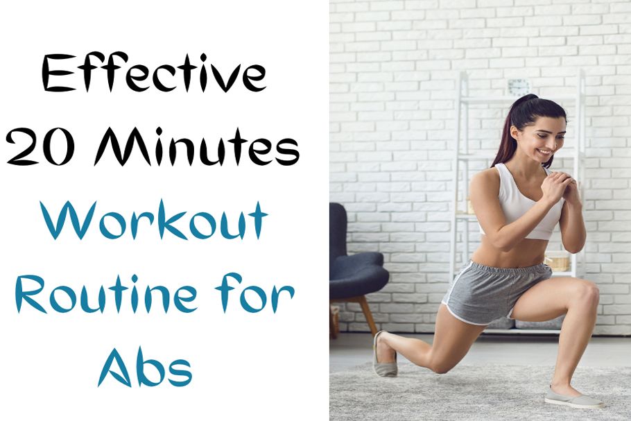 workout routine for abs